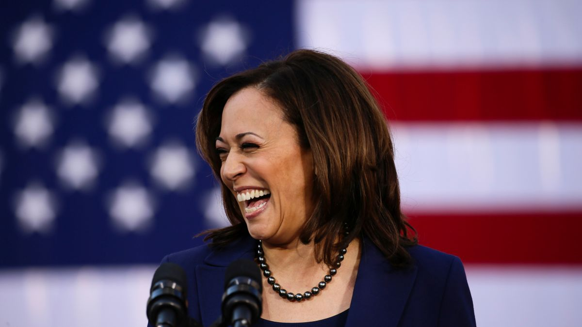 Kamala Harris - Beauty Magic