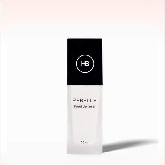 hailey beauty rebelle foundation-bm