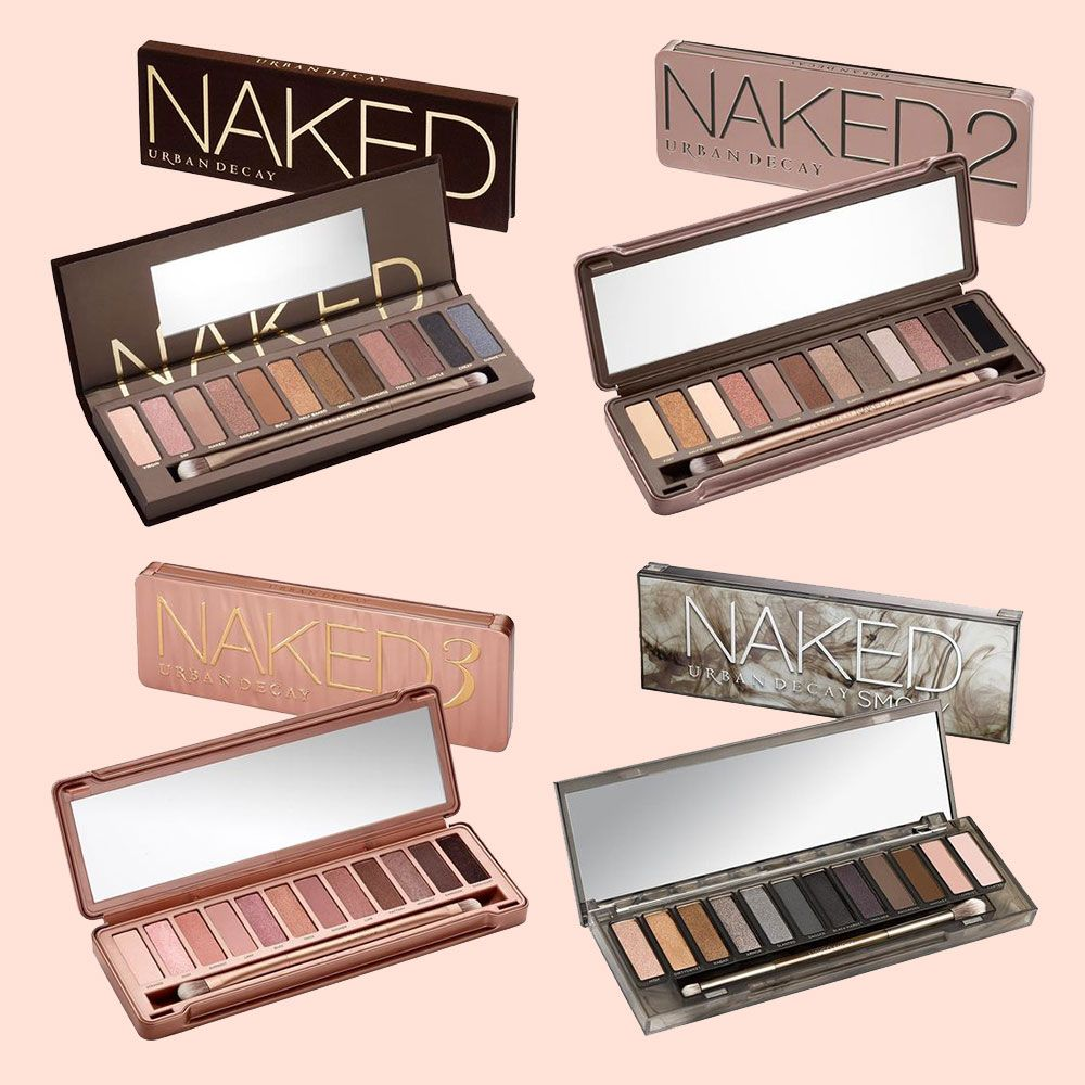 urban decay naked palettes(-beautymagic