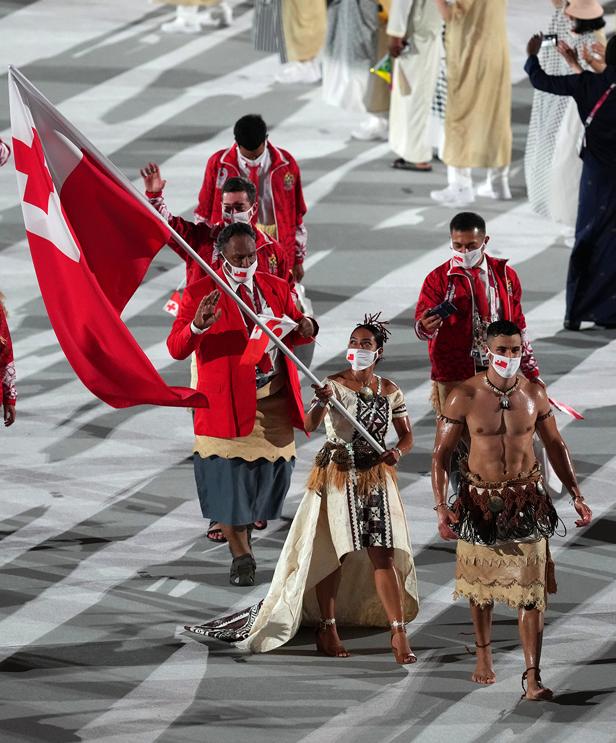 Tokyo 2020 Olympic Games - Opening Ceremony - BEAYTYMAGIC.GR -